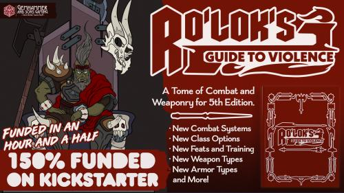 Ro Lok s Guide to Violence