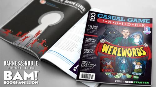 Casual Game Insider - Board Game Magazine (Year 6)