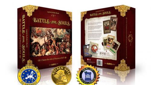 Battle For Souls: 2nd Edition & Expansion