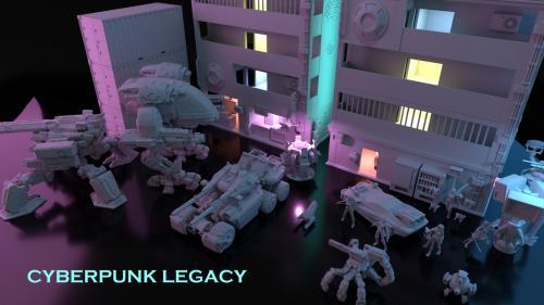 Cyberpunk Legacy