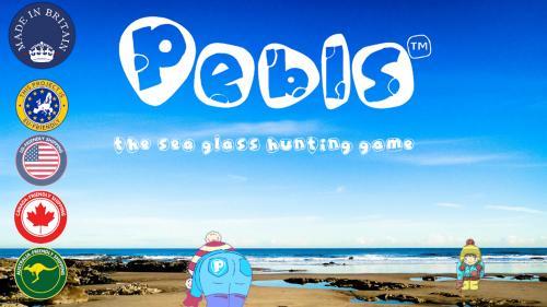 PEBLS - the Sea Glass hunting board game