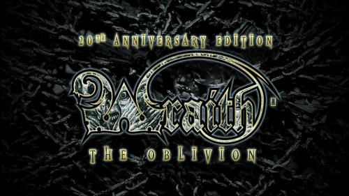 Deluxe Wraith: the Oblivion 20th Anniversary Edition