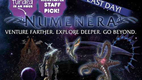 Numenera: Into the Ninth World