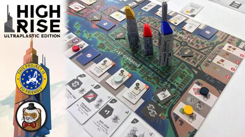 High Rise: The UltraPlastic Edition