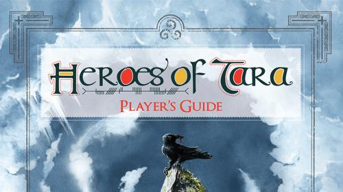 Heroes of Tara Player s Guide