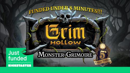 Grim Hollow: The Monster Grimoire