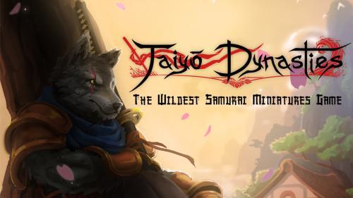 Taiyō Dynasties Miniature Game