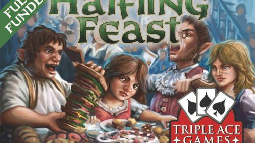 Halfling Feast Card Game