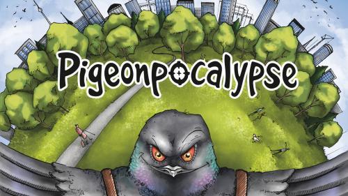 Pigeonpocalypse