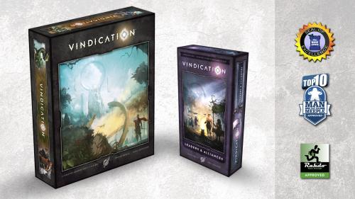 Vindication® Boardgame
