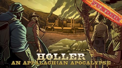 Holler: An Appalachian Apocalypse for Savage Worlds