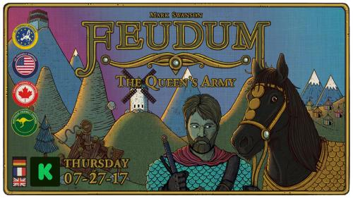 Feudum: The Queen s Army