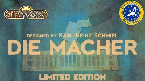 Die Macher: Limited Edition