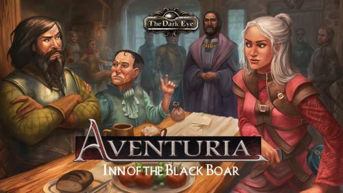 Aventuria - Inn of the Black Boar