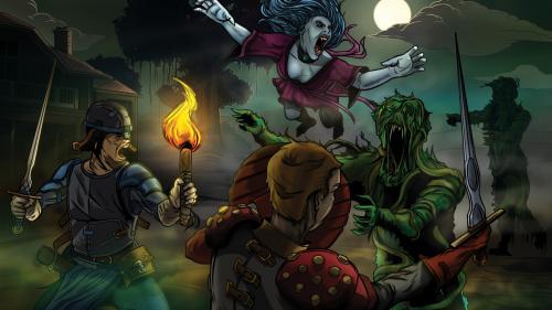 Maximum Mayhem Dungeons #7: Dread Swamp of the Banshee