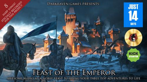 Feast of the Emperor - Audio for Role-Playing Adventures