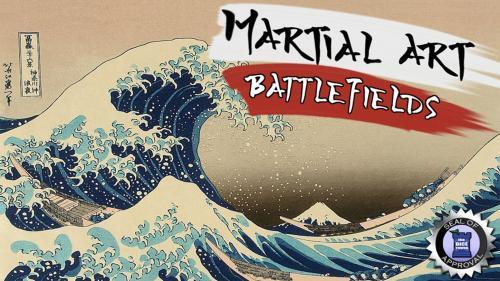 Martial Art: Battlefields