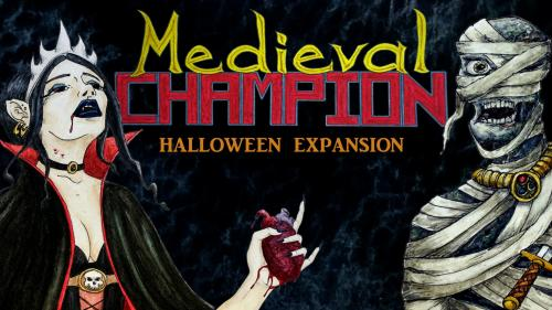 Medieval Champion - Extended Halloween Expansion