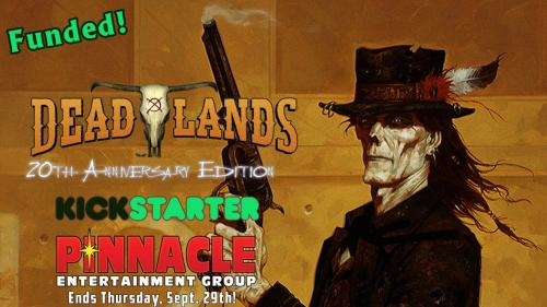 Deadlands Classic 20th Anniversary Edition