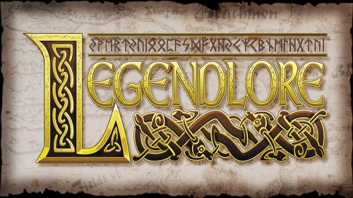 Legendlore RPG Setting for 5th Edition Fantasy Roleplaying