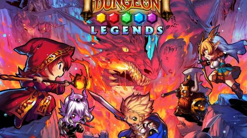 Super Dungeon Explore: Legends