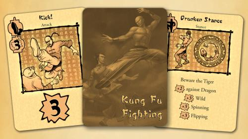 Kung Fu Fighting! - The classic from SlugFest Games