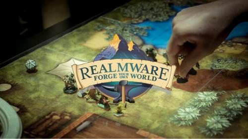 Realmware Tabletop Tools
