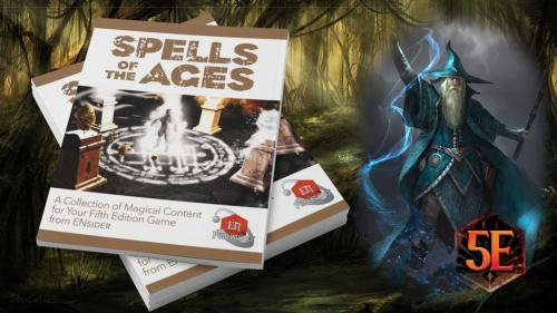 Spells of the Ages: Archmagic For D&D 5th Edition