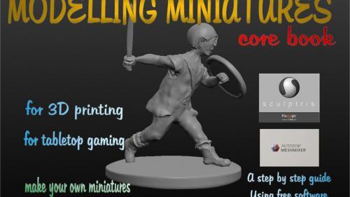 Modelling Miniatures Core Book & Dwarves Source Book