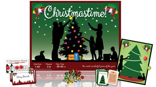 Christmastime! ...the most wonderful game of the year