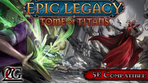 Epic Legacy Tome of Titans