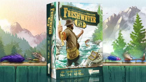 Freshwater Fly: A Strategic Fly Fishing Game