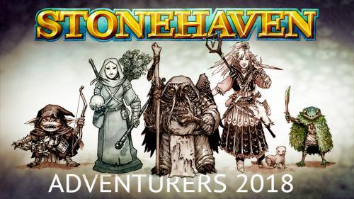 Stonehaven Adventurers 2018