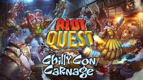 Riot Quest: Chilly Con Carnage