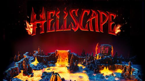 Hellscape - Modular Lava Terrain from Dwarven Forge