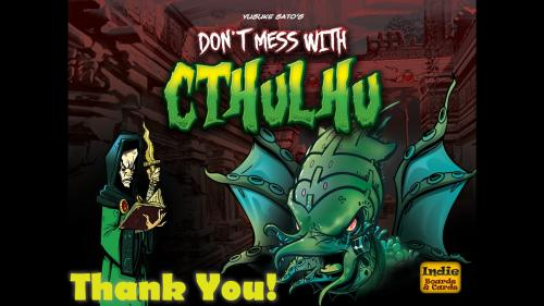 Don t Mess with Cthulhu