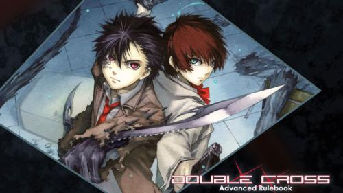 Double Cross 3rd Edition: Fan Translation