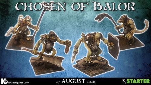 The Chosen of Balor