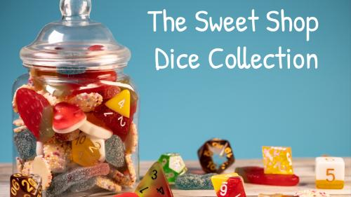 Sweet Shop Dice Collection