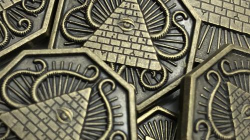Illuminati Coins