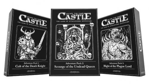 Escape the Dark Castle: The Legend Grows...