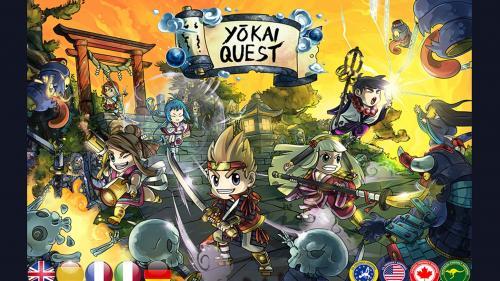 Yōkai Quest