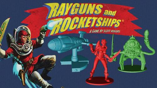 Rayguns & Rocketships