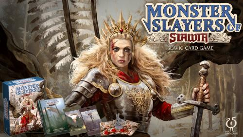 Monster Slayers of Slawia Card Game