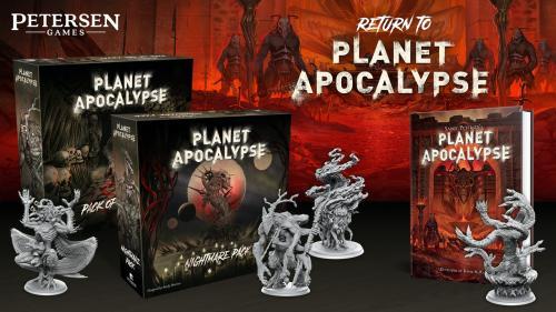 Return to Planet Apocalypse