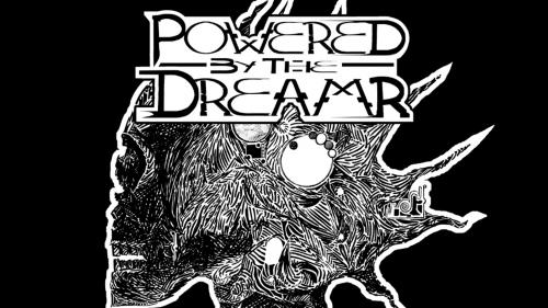 POWERED by the DREAMR, a PbtA RPG #ZineQuest