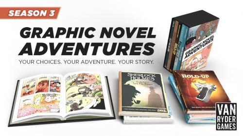 Graphic Novel Adventures - Season 3