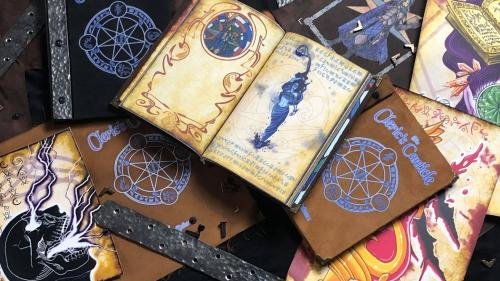 Cleric s Canticle spell Props for RPG, LARP, & Cosplay
