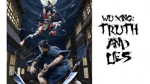 Truth and Lies, for Wu Xing: The Ninja Crusade