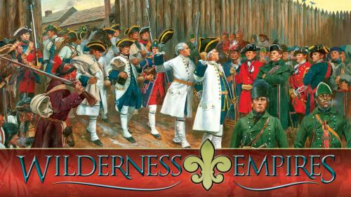 Wilderness Empires Game